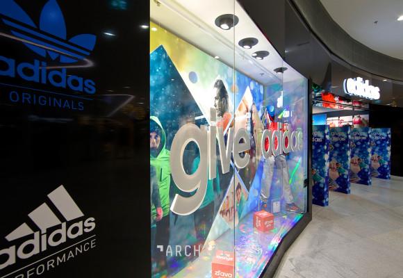 Predajňa Adidas – Bory Mall
