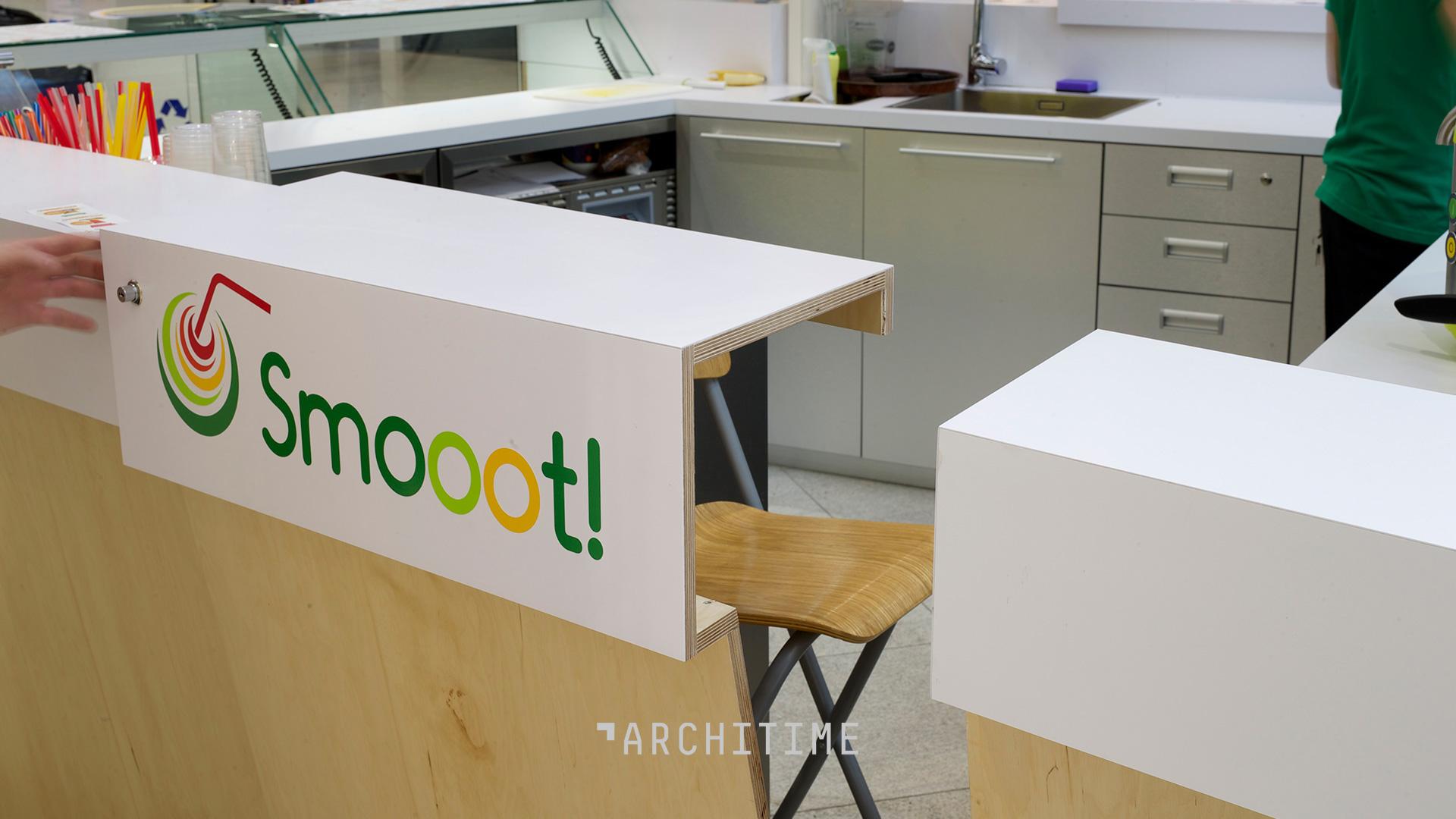 Smooot – Bory Mall