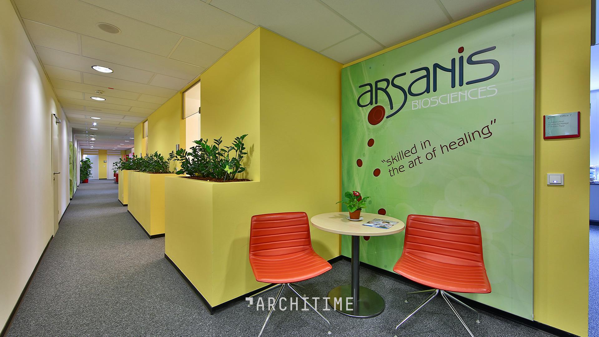 Arsanis – Viedeň
