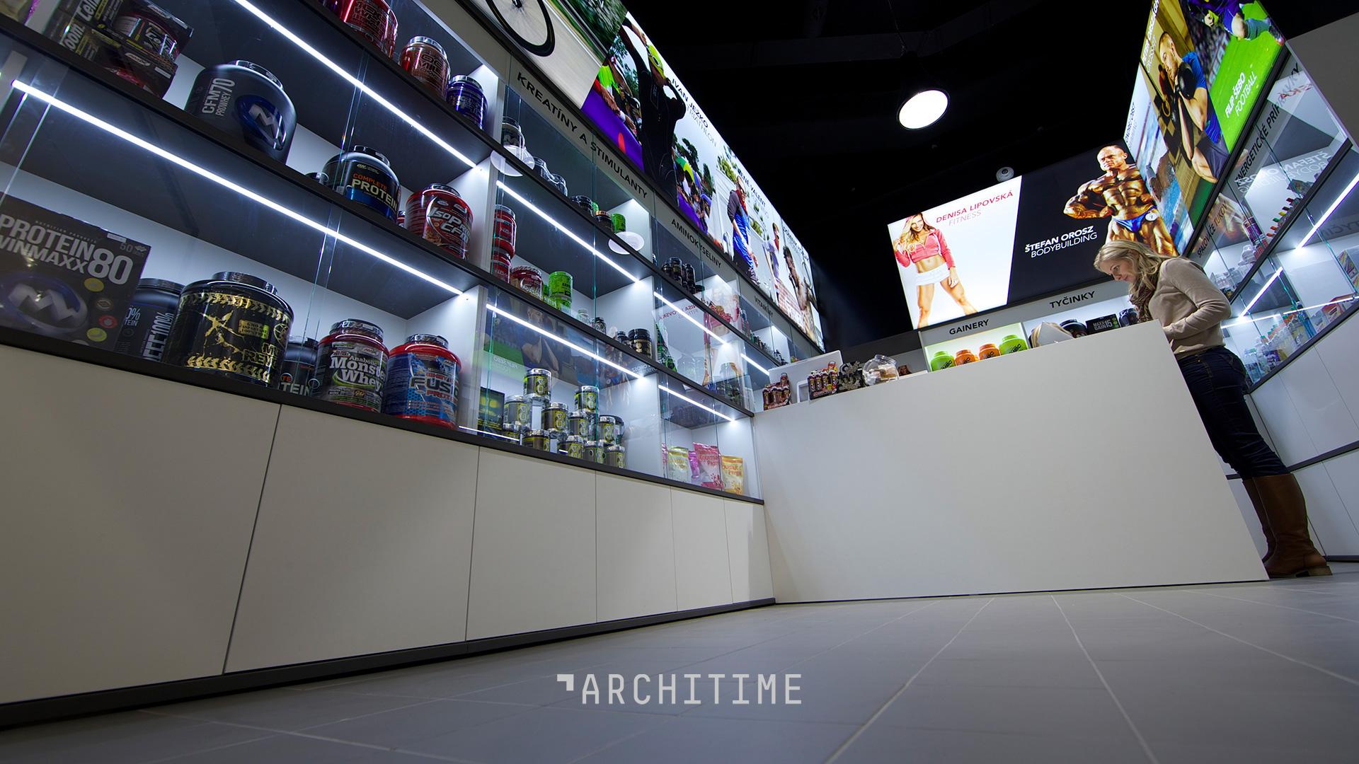 Energym – Bory Mall