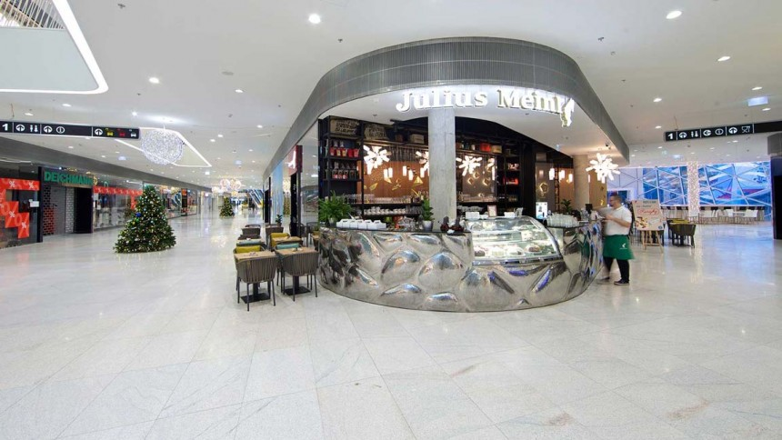JULIUS MEINL Bory mall