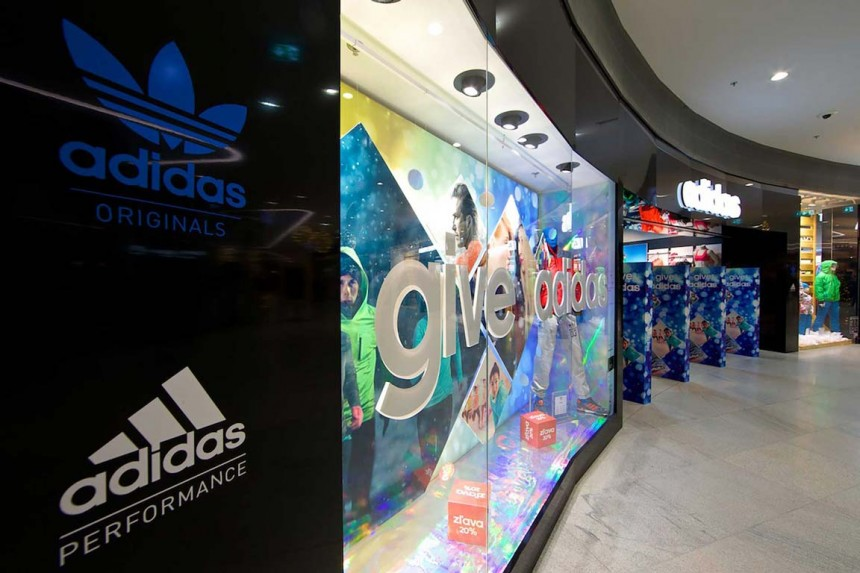 ADIDAS Bory mall