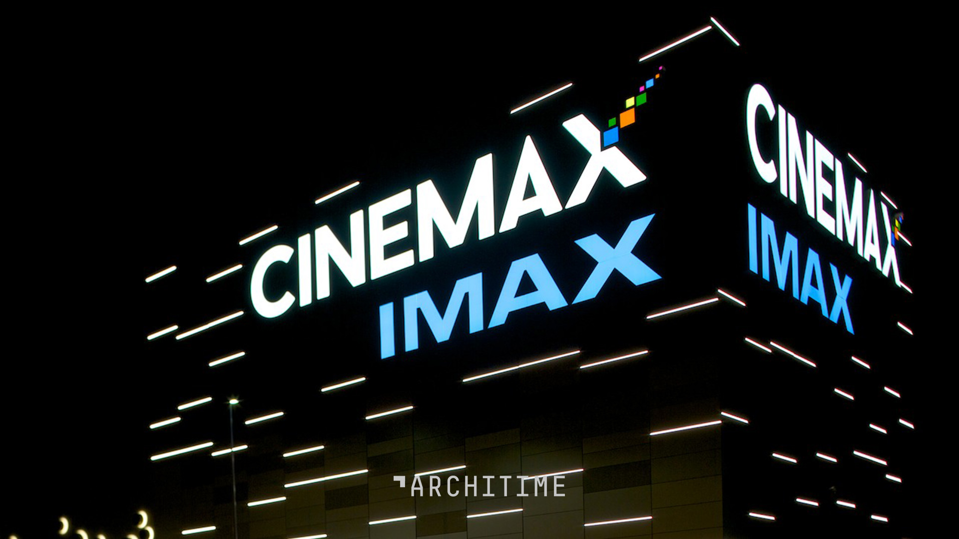 Cinemax – Bory mall