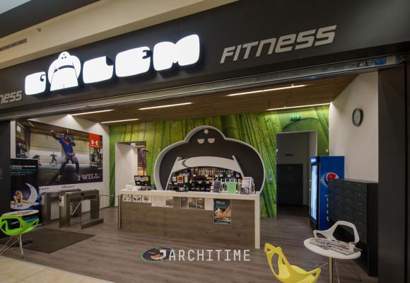 Golem – fitness centrum