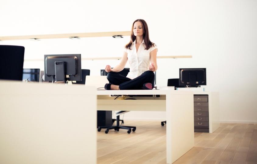 7 trikov ako zvýšiť blahobyt na pracovisku